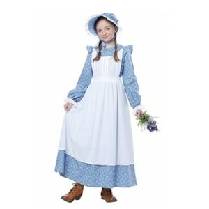 California costumes pioneer girl costume